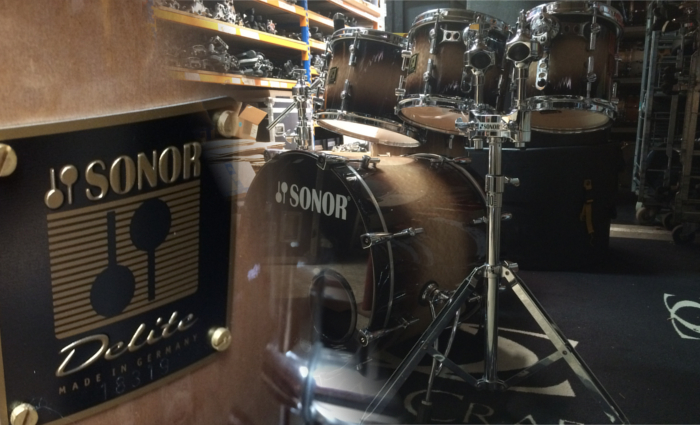 Sonor Delite steals!...