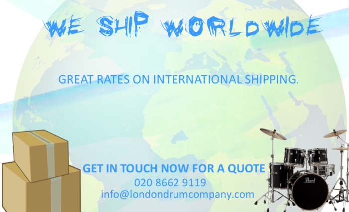 International Shipping...