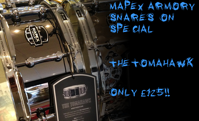 Mapex Tomahawk on Special...