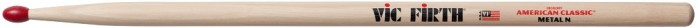 Vic Firth American Classic Metal Nylon Tip Drumsticks