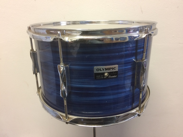 Premier Olympic Tom - 12x8, Royal Blue Swirl