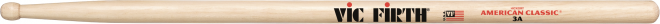 Vic Firth 3A Wood Tip