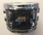 Ajax Tom - 12x8, Black Pearl