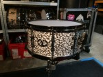 SnareKings CYD Steel 14x6.5 - Skull Cluster w/ Black Nickel Hardware