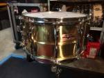 Yamaha SD498 14x8 Brass Snare Drum