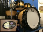Pearl Masterworks Series Shell Set